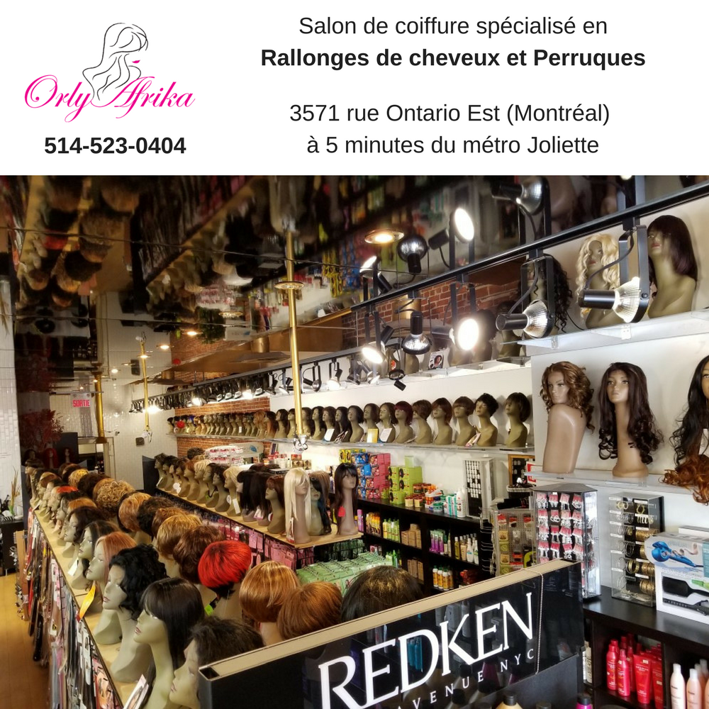 Hair Extensions Montreal